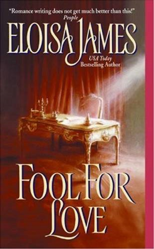 Fool for Love By: Eloisa James