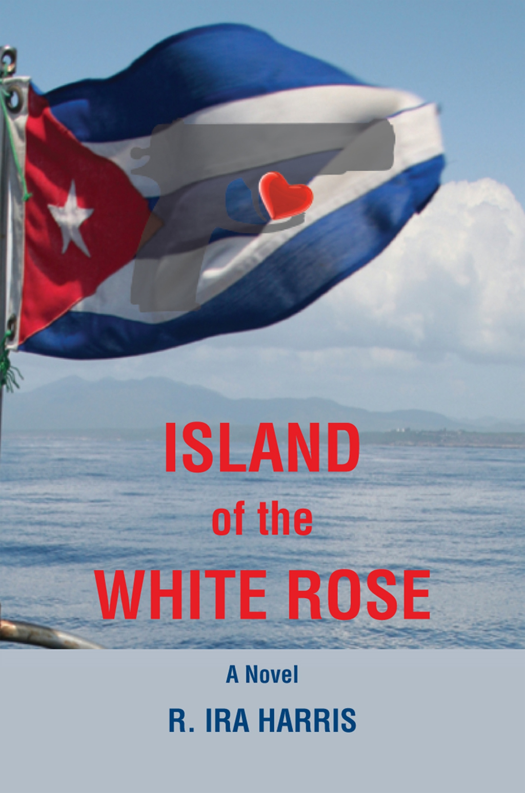 Book Cover: Island of the White Rose
