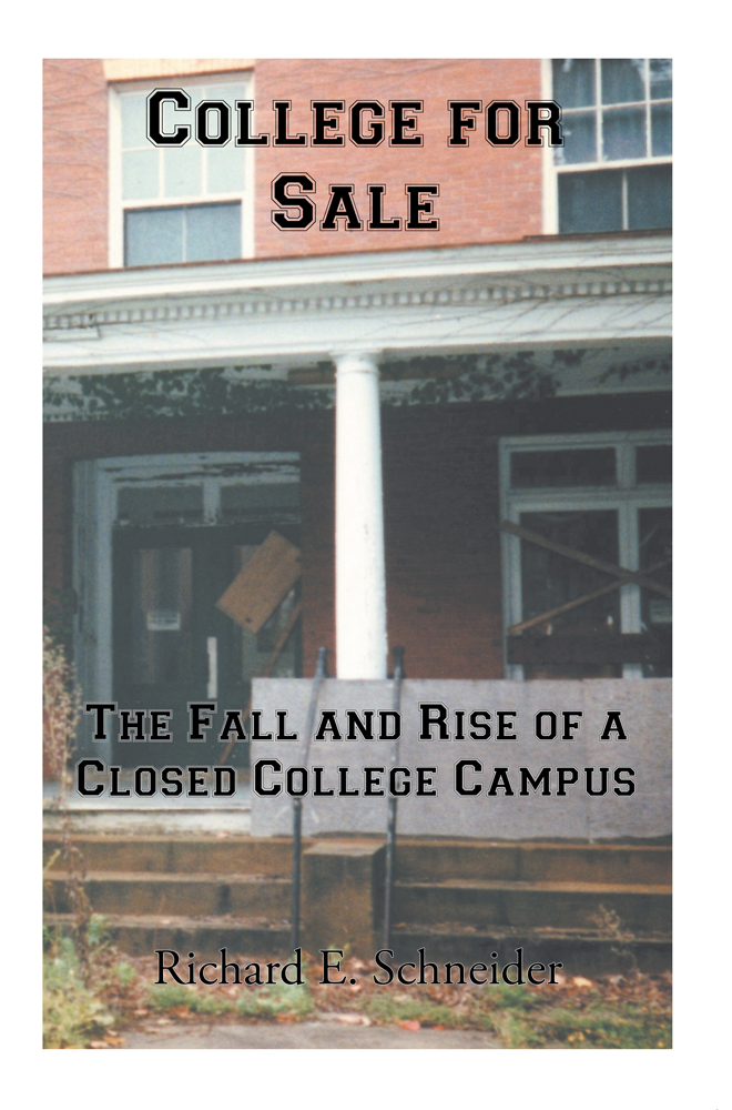 College for Sale By: Richard E. Schneider