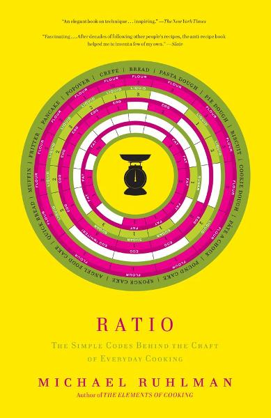 Ratio By: Michael Ruhlman