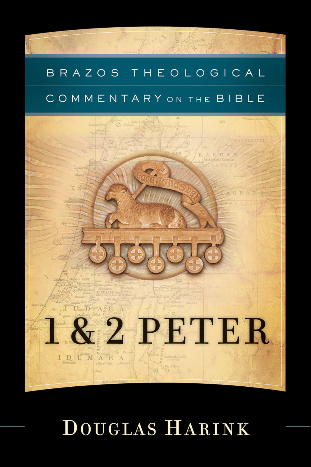 1 & 2 Peter (Brazos Theological Commentary on the Bible) By: Douglas Harink