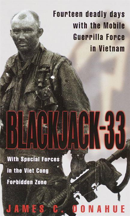 Blackjack-33 By: James C. Donahue