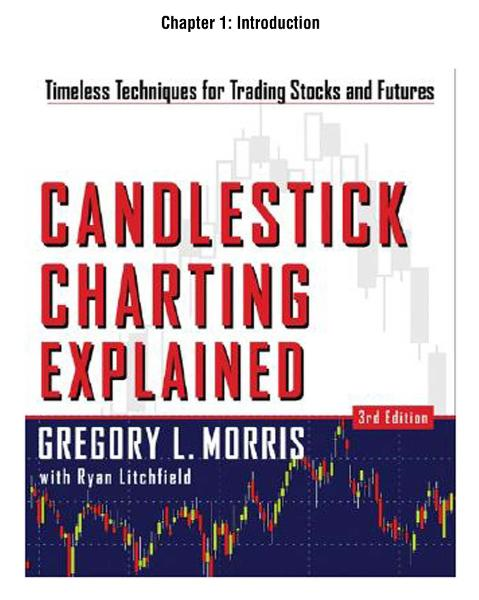 Candlestick Charting Explained, Chapter 1 - Introduction