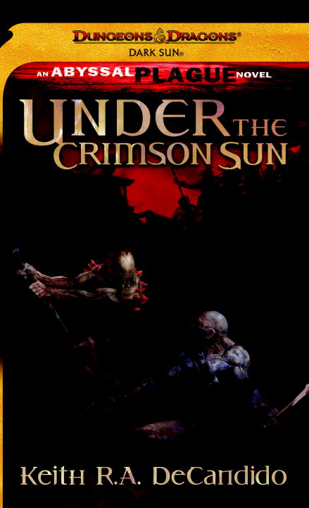 Under the Crimson Sun By: Keith R.A. DeCandido