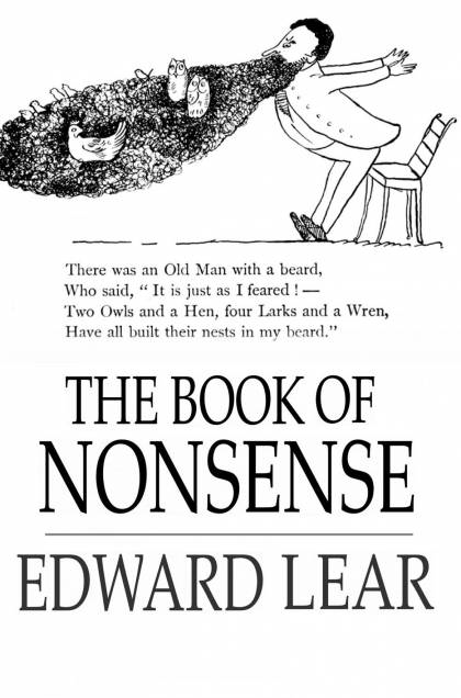 Cover Image: The Book Of Nonsense