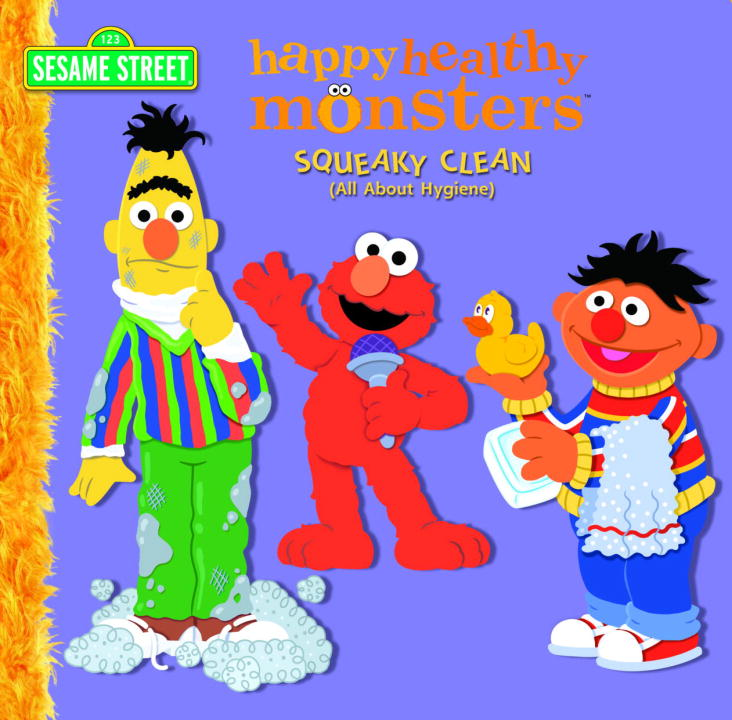 Squeaky Clean (All About Hygiene) (Sesame Street)