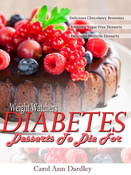 Weight Watchers Diabetes Desserts To Die For