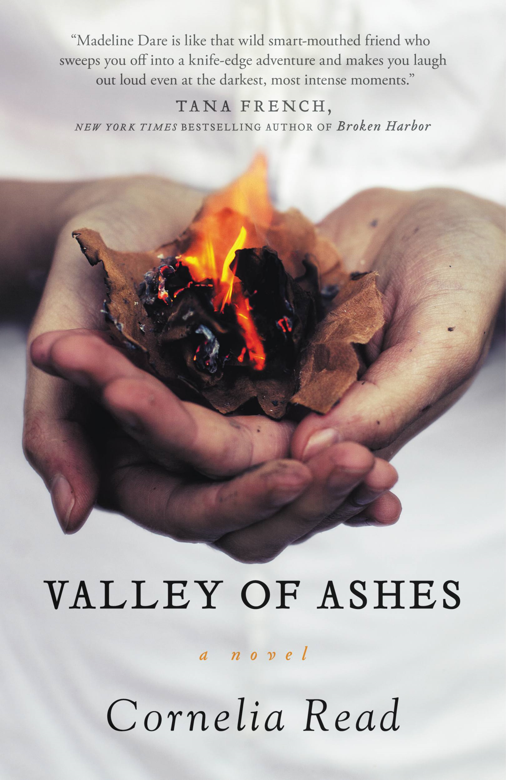Valley of Ashes By: Cornelia Read