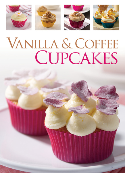 Vanilla & Coffee Cupcakes By: Hinkler