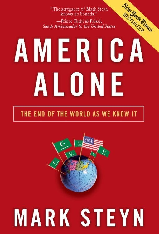 America Alone By: Mark Steyn