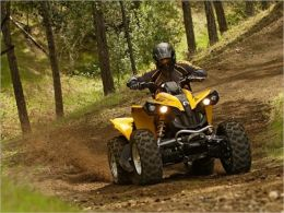 A Beginners Guide to ATV's: Everything You Need To Know From Buying to Riding