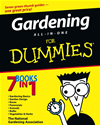 Gardening All-In-One For Dummies: