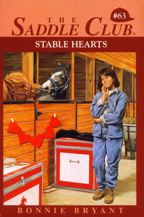 Stable Hearts By: Bonnie Bryant