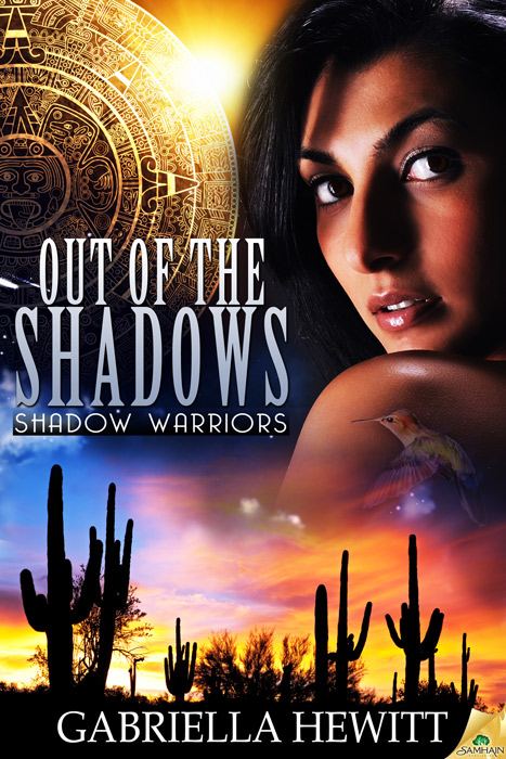 Out of the Shadows By: Gabriella Hewitt