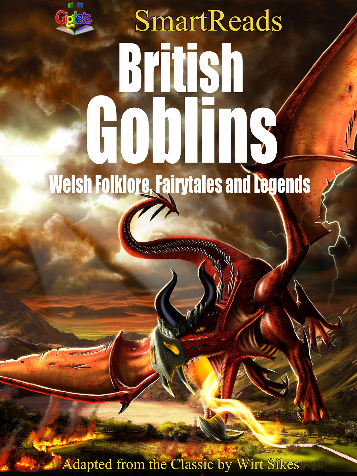 SmartReads British Goblins Welsh Folklore, Fairytales and Legends