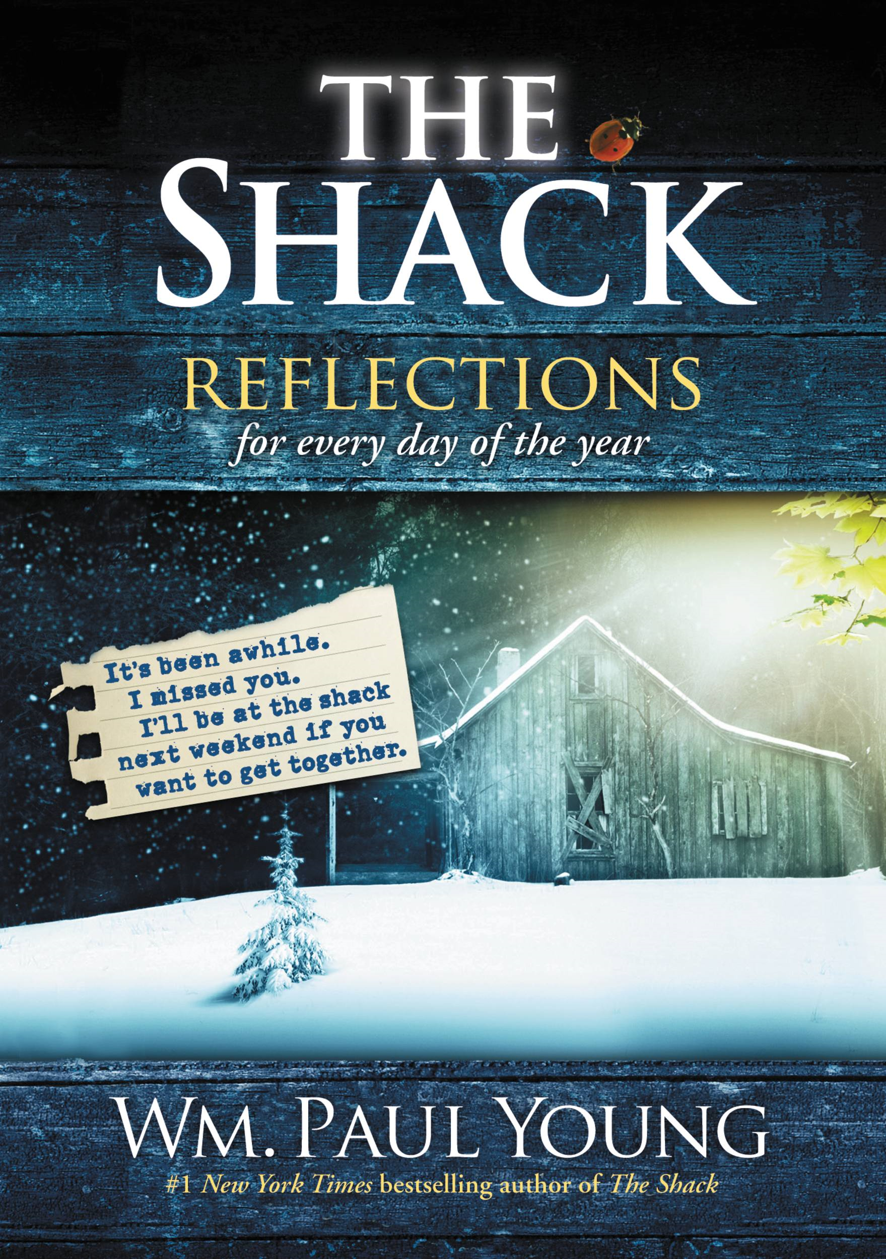 The Shack By: Wm. Paul Young