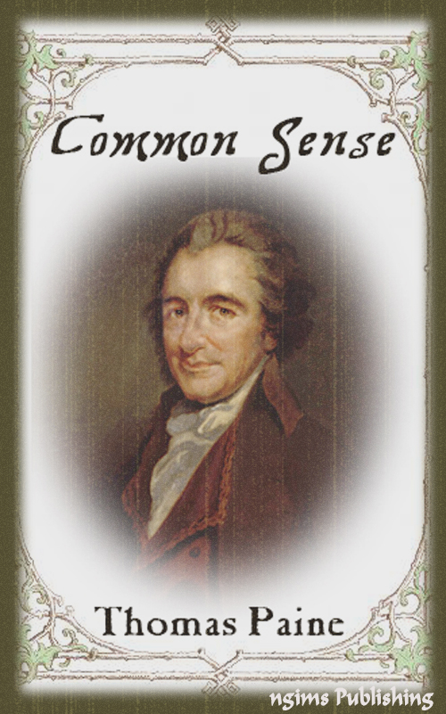 Thomas Paine - Common Sense (Illustrated + Audiobook Download Link + Active TOC)
