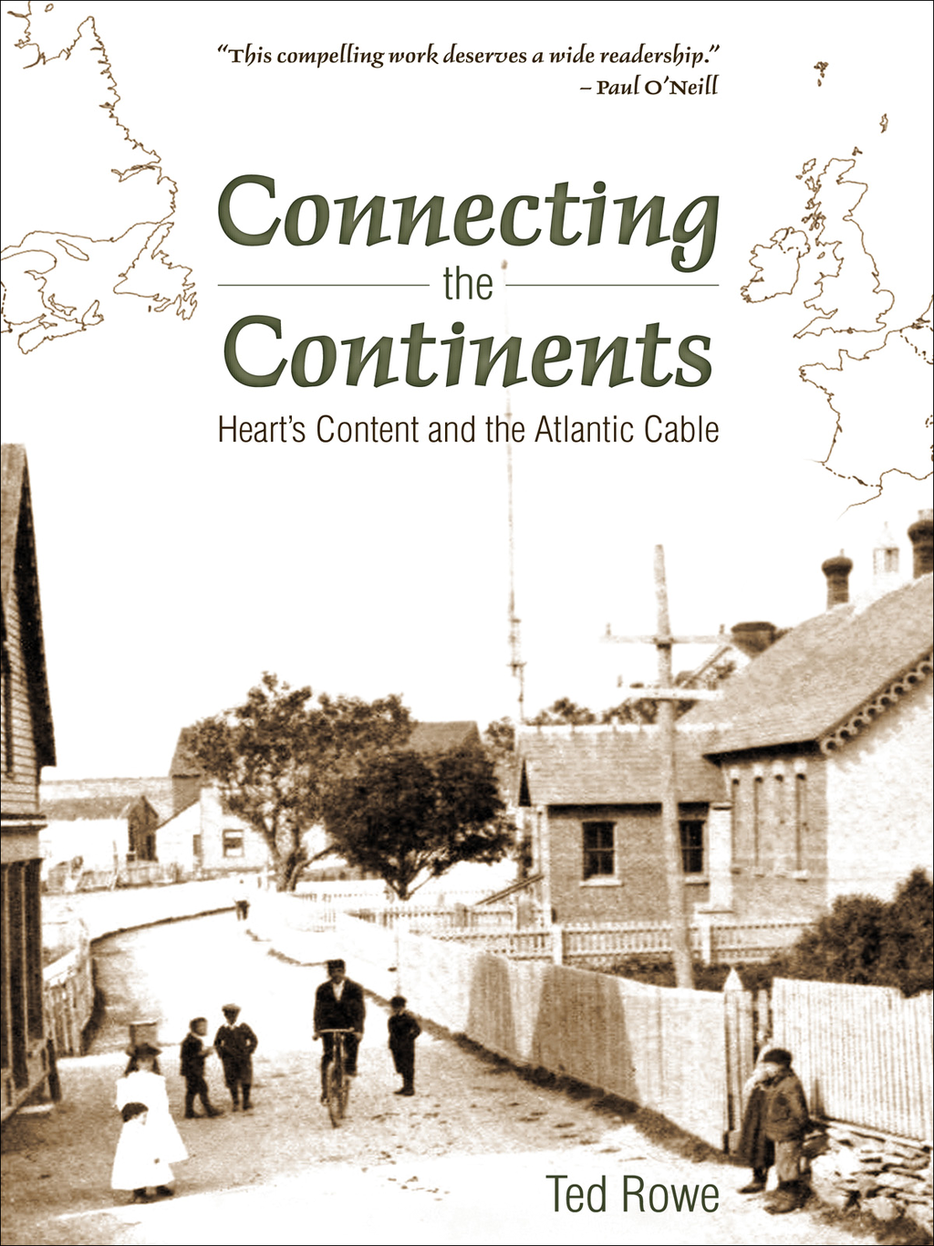 Connecting the Continents By: Ted Rowe