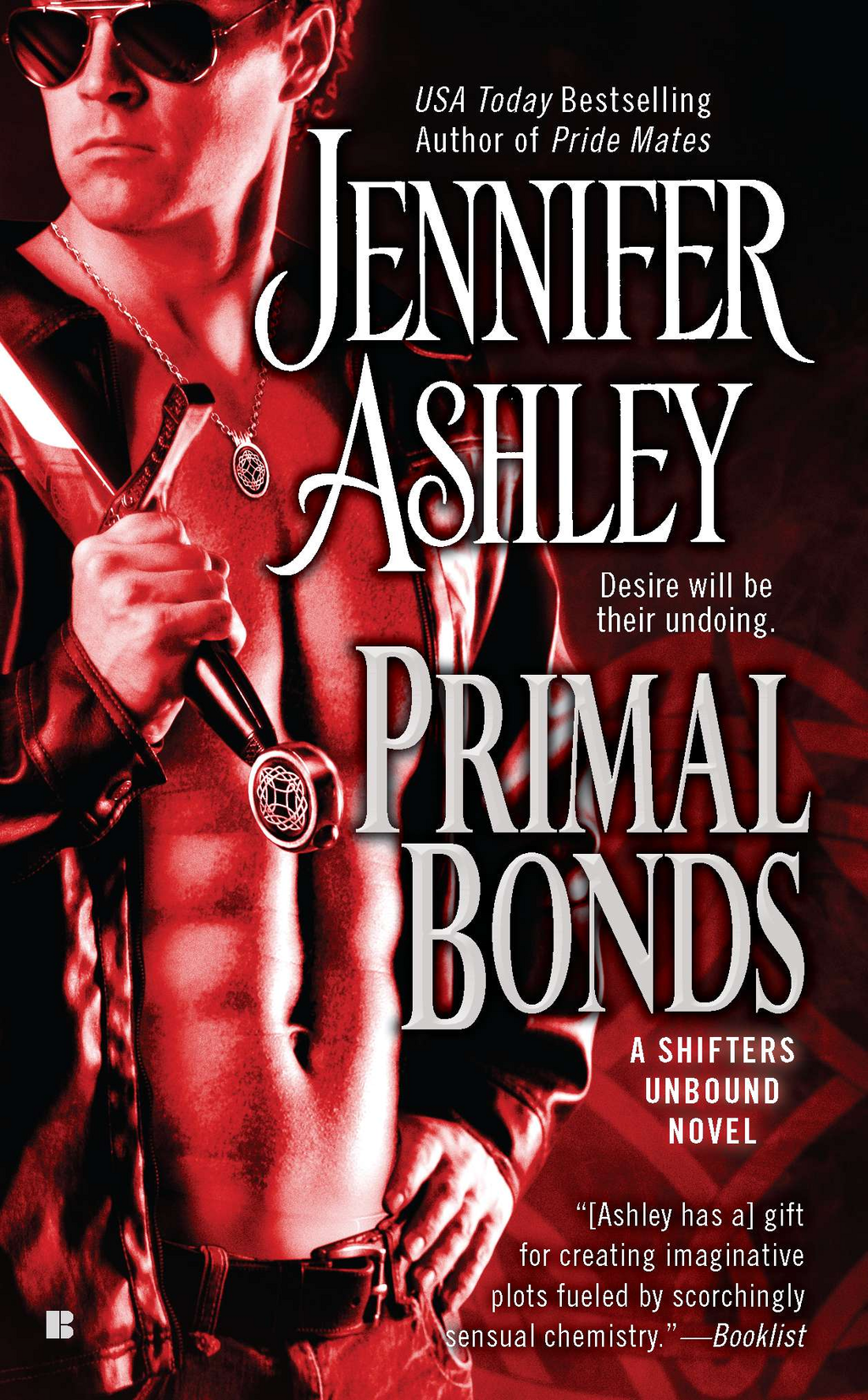 Primal Bonds By: Jennifer Ashley
