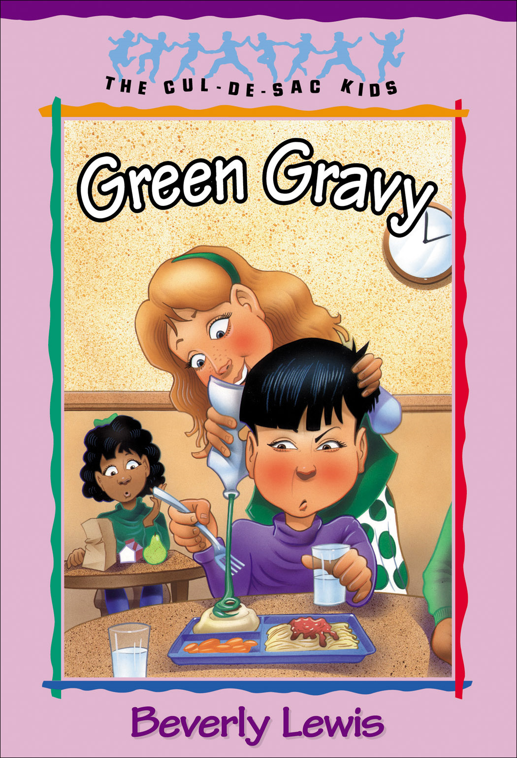 Green Gravy (Cul-de-sac Kids Book #14) By: Beverly Lewis