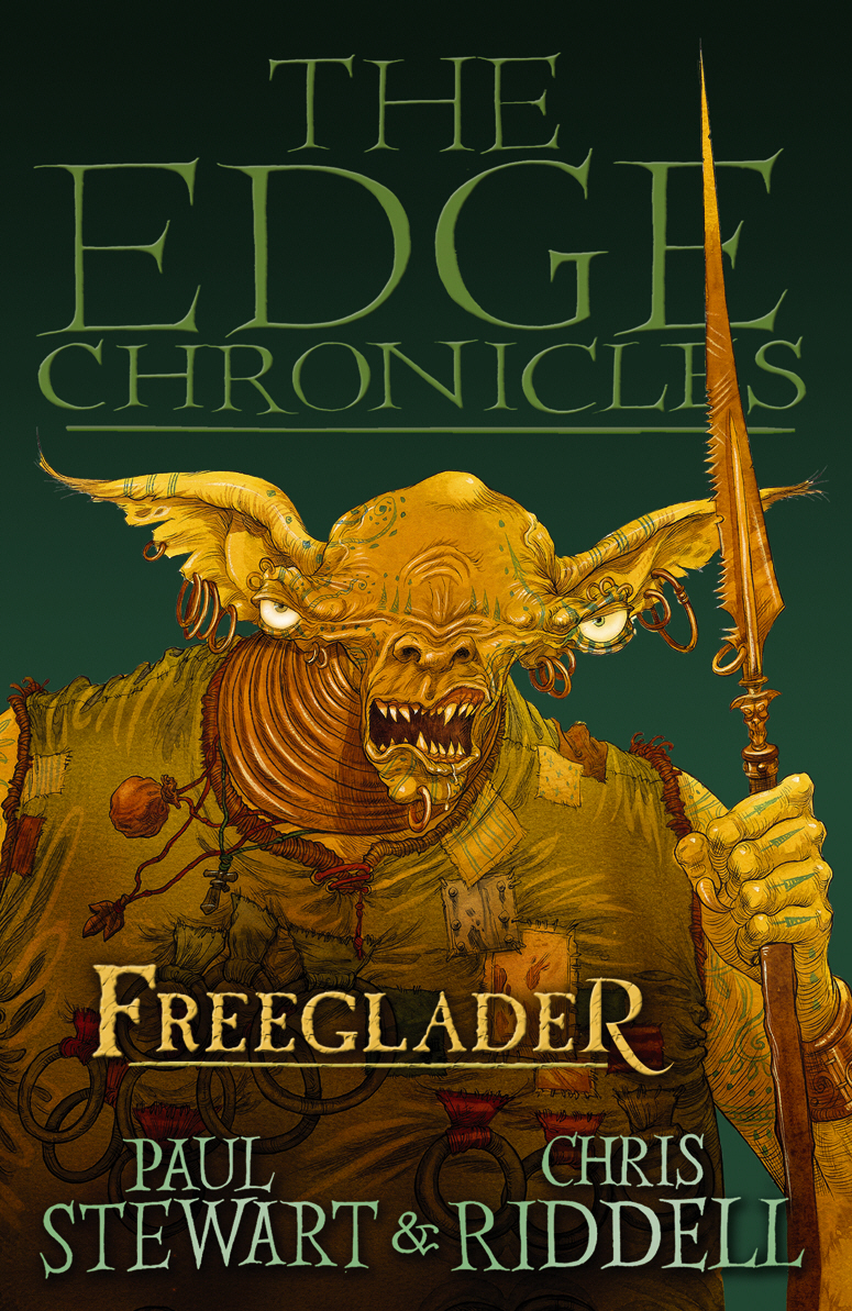 Freeglader: Rook Saga Book 3