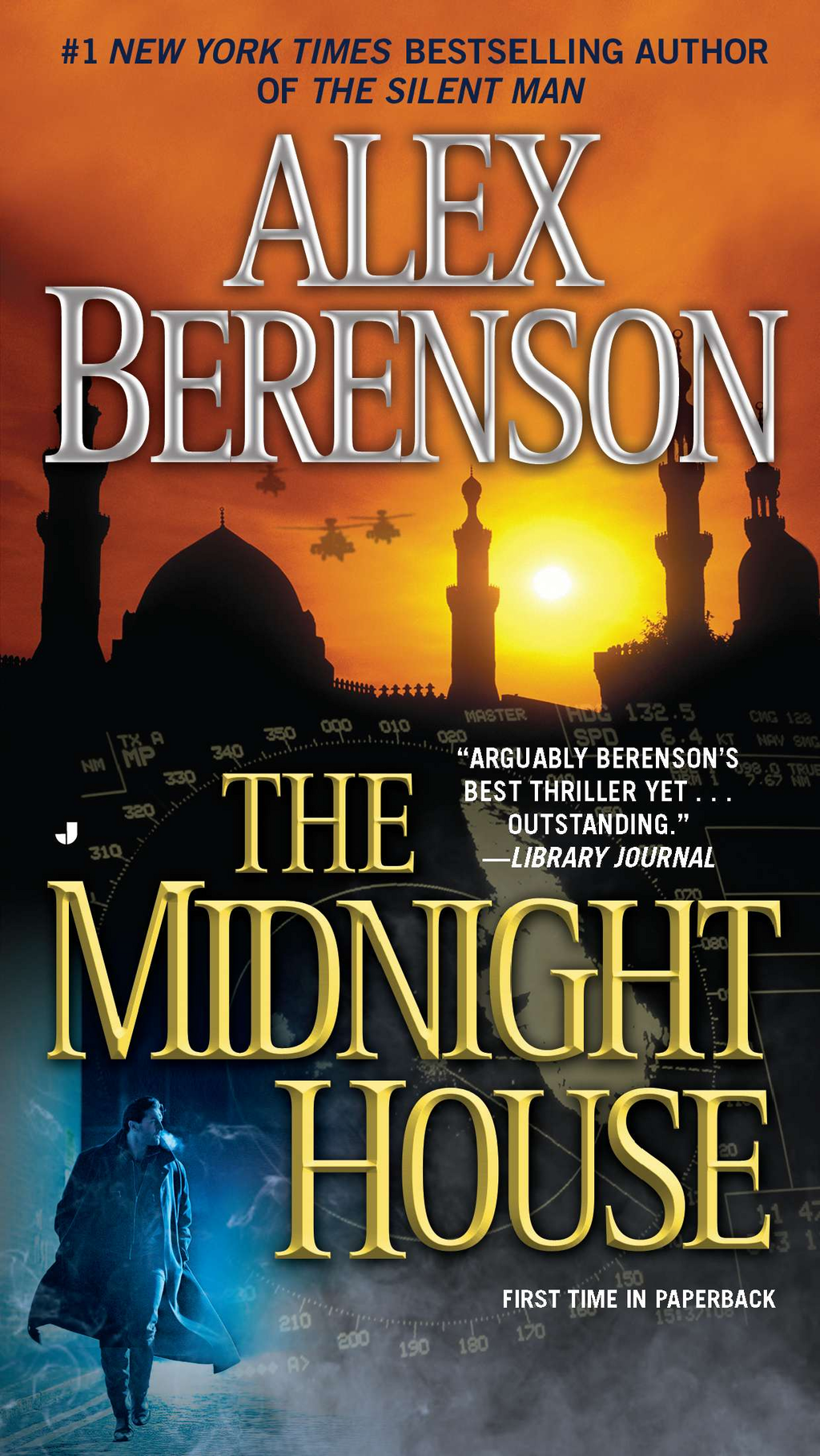 The Midnight House By: Alex Berenson