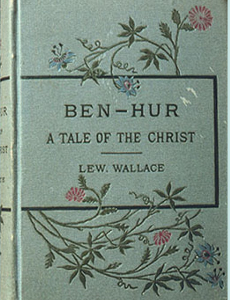Ben Hur – A Tale of  The Christ