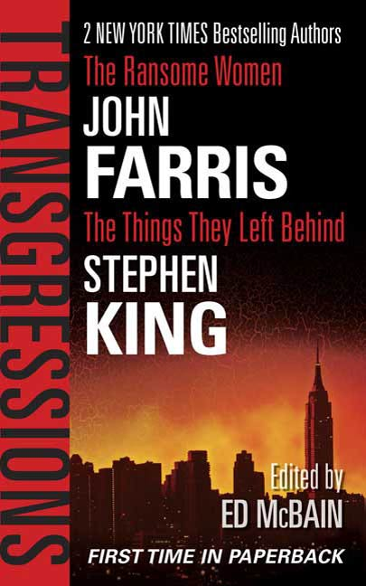 Transgressions Vol. 2 By: John Farris,Stephen King