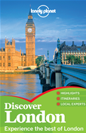 Lonely Planet Discover London: