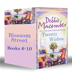 Blossom Street Bundle (Book 6-10) (Mills & Boon e-Book Collections)