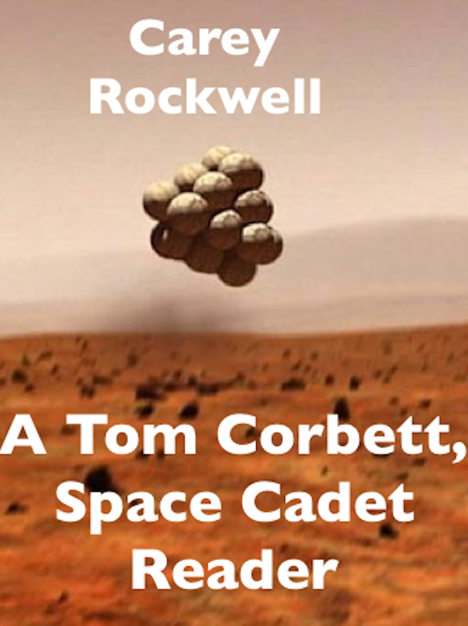A Tom Corbett, Space Cadet Reader