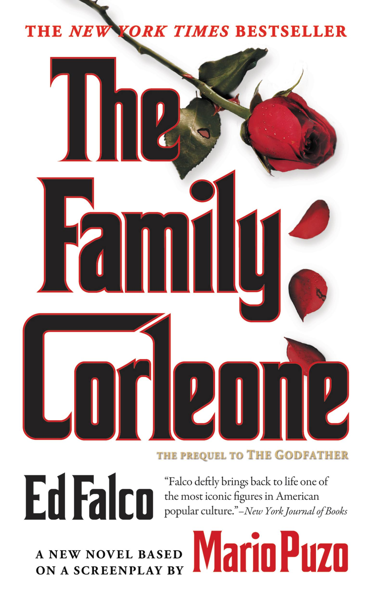 The Family Corleone By: Ed Falco