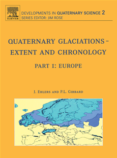Quaternary Glaciations - Extent and Chronology Part I: Europe