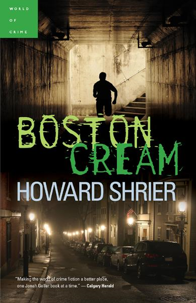 Boston Cream By: Howard Shrier