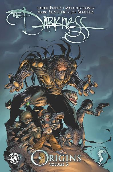 Darkness Origins Volume 3 TP