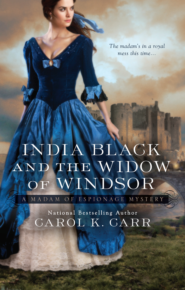 India Black and the Widow of Windsor By: Carol K. Carr