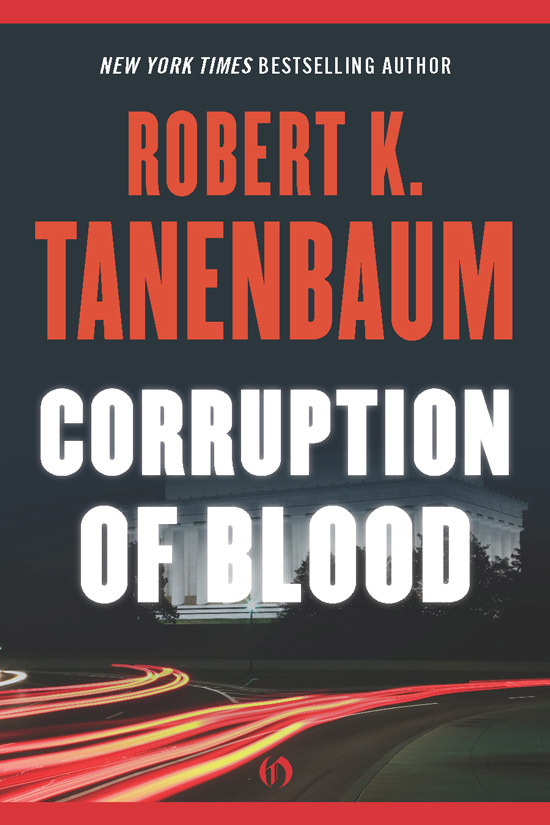 Corruption of Blood By: Robert K. Tanenbaum