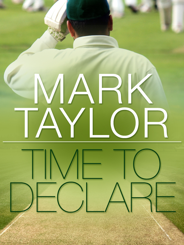 Time to Declare By: Mark Taylor
