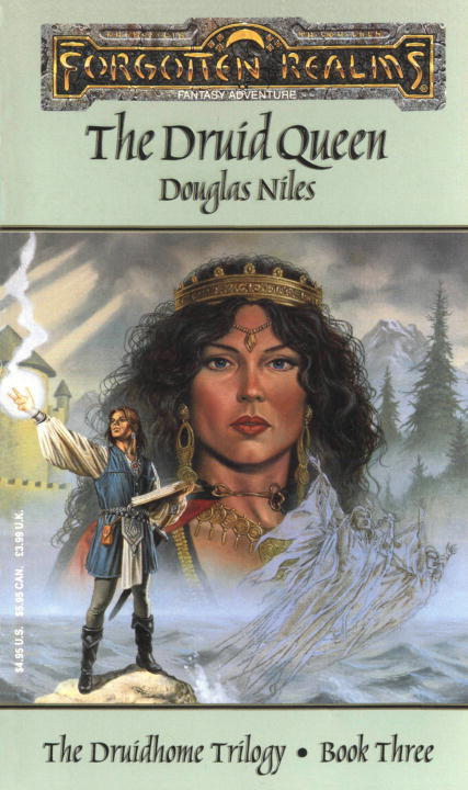 The Druid Queen By: Douglas Niles