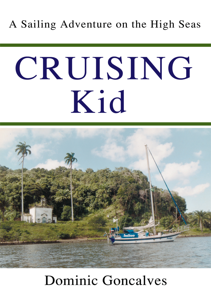 Cruising Kid By: Dominic Goncalves