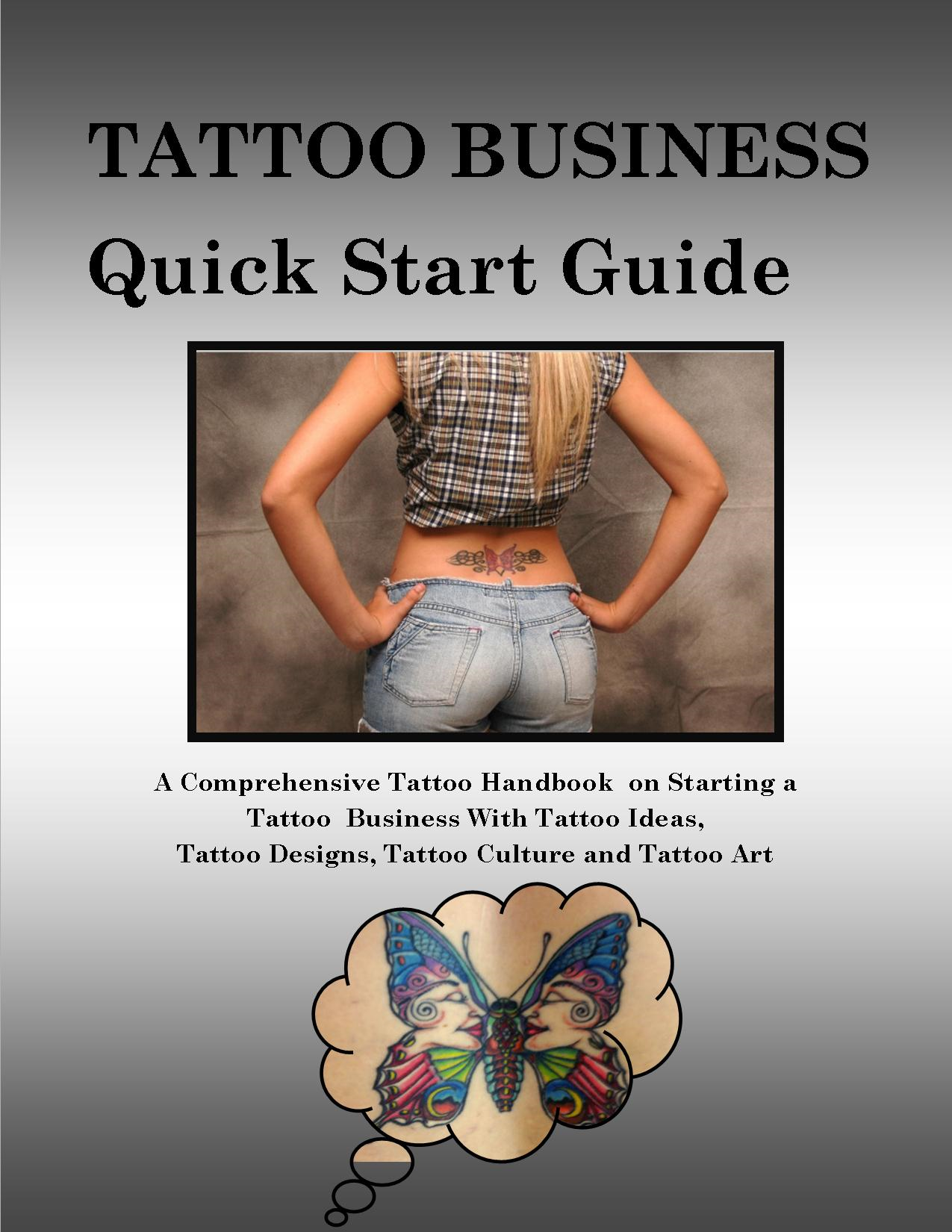 Tattoo Business Quick Start Guide