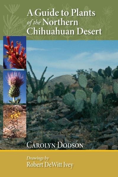 download a guide to <b>plants</b> of the northern chihuahuan desert