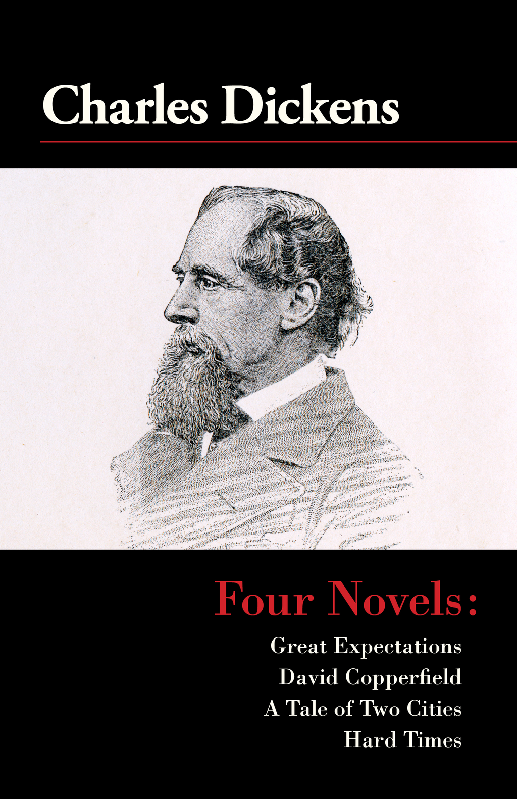Four Novels By: Charles Dickens