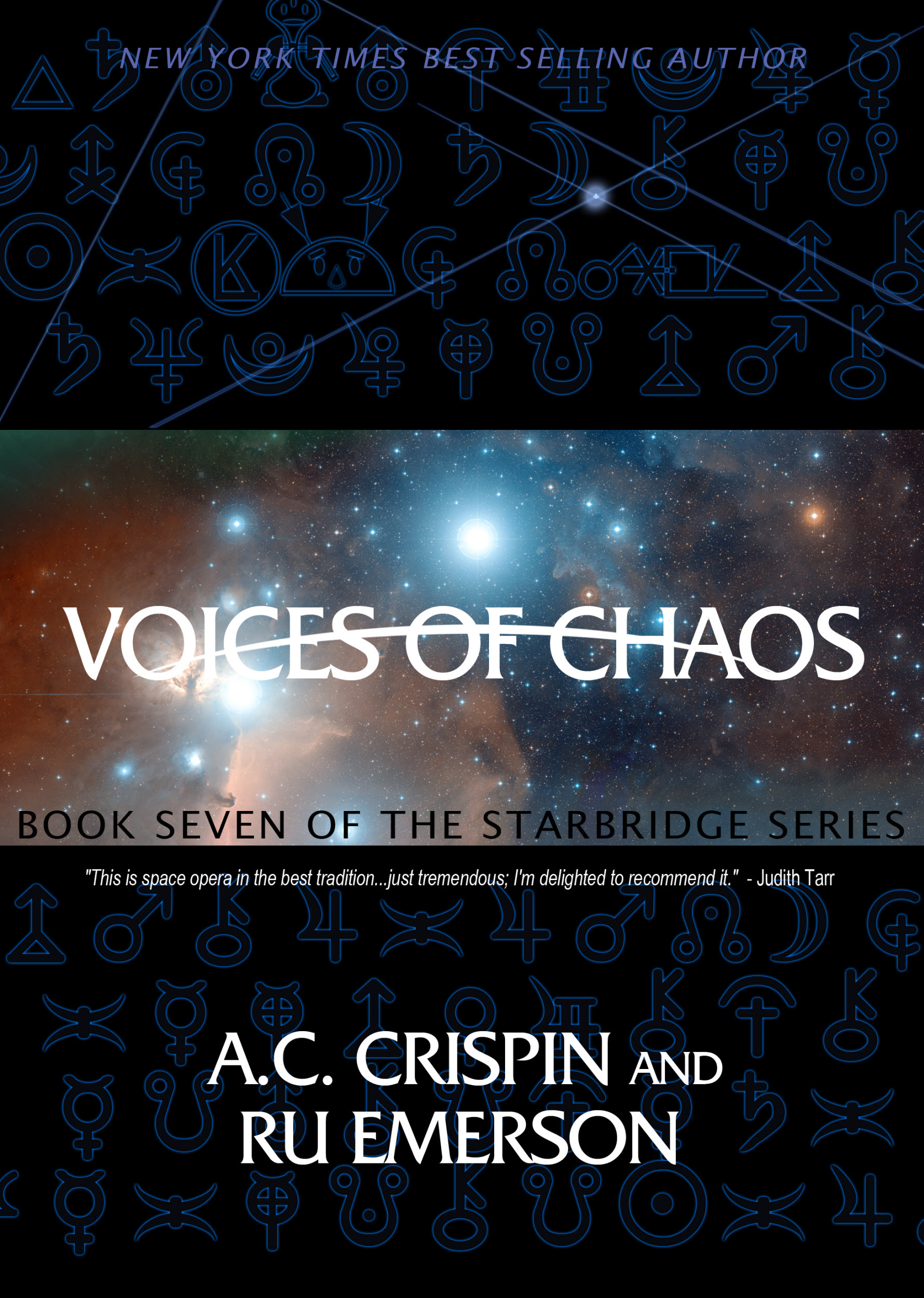 Voices of Chaos (StarBridge #7) By: A. C. Crispin,Ru Emerson