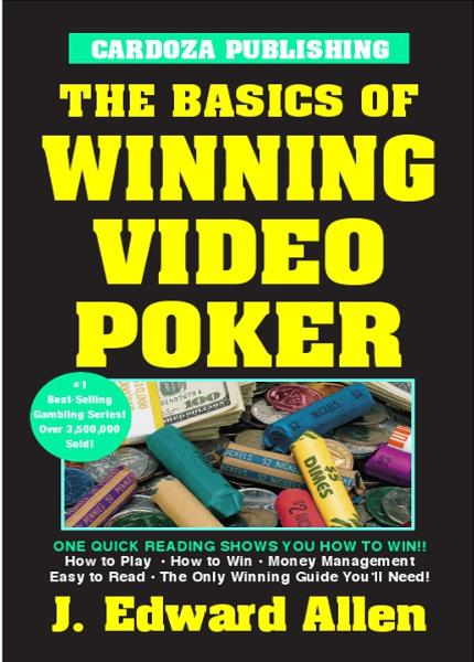 Basics of Winning Video Poker