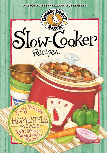 Slow-Cooker Recipes Cookbook