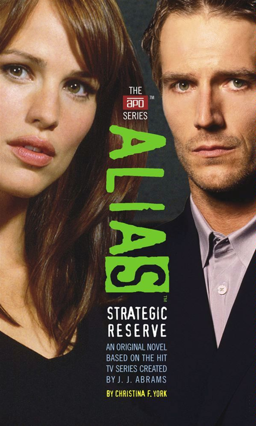 Strategic Reserve By: Christina F. York,J. J. Abrams