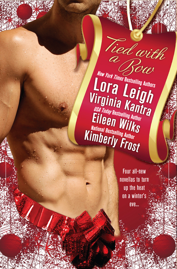 Tied With a Bow By: Lora Leigh,Virginia Kantra