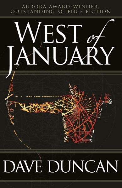 West of January By: Dave Duncan