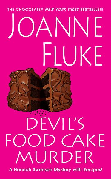 Devil's Food Cake Murder       By: Joanne Fluke